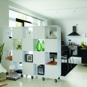 ABC Quadrant roomdivider