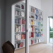 ABC Quadrant witte boekenkast