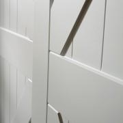 Barndeur detail
