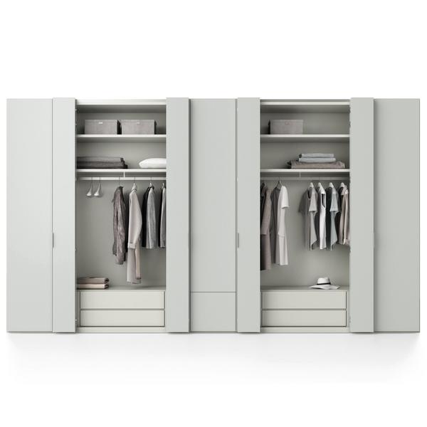 Fonkelnieuw Wat is de maatvoering van een kledingkast? - de Droomfabriek SZ-12