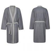 Bella Donna kimono antraciet