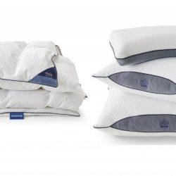 Nieuwe duurzame kussens en dekbedden van Auping